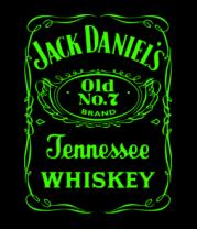 Мужская футболка с длинным рукавом Jack Daniels