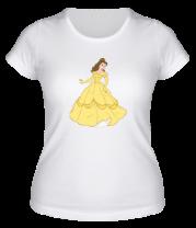 Женская футболка  Красавица и Чудовище