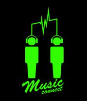 Толстовка Music connect