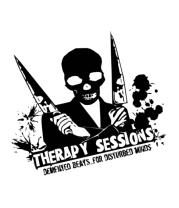 Толстовка без капюшона Therapy sessions