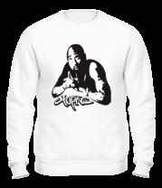 Толстовка без капюшона Tupac