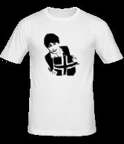 Мужская футболка  Александр Рыбак