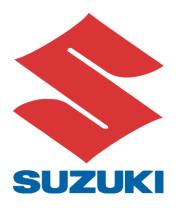 Коврик для мыши Suzuki