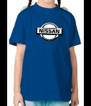 Детская футболка  Nissan (Ниссан) club