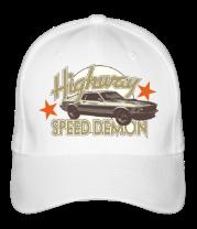 Бейсболка Speed demon