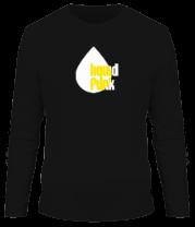 Мужская футболка с длинным рукавом Liquid Funk