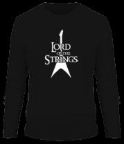 Мужская футболка с длинным рукавом Lord of the Strings