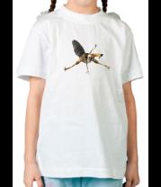 Детская футболка  Крысобел