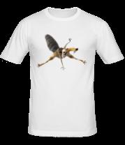 Мужская футболка  Крысобел