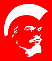 Детская футболка  Дедушка Ленин