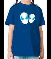 Детская футболка  Два пришельца