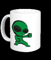 Кружка Инопланетянин