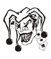 Мужская футболка с длинным рукавом Joker