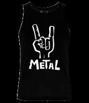 Мужская майка Metal