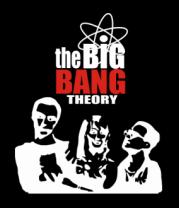 Толстовка Теория большого взрыва