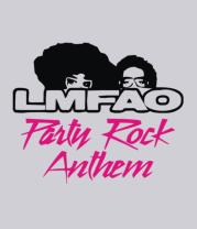 Толстовка LMFAO Party Rock Anthem