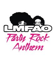 Мужская майка LMFAO Party Rock Anthem