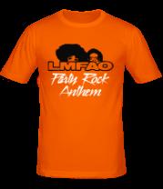 Мужская футболка  LMFAO Party Rock Anthem