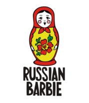 Кружка Russian Barbie