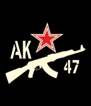 Толстовка без капюшона АК-47