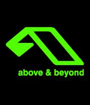Женская футболка  Above&Beyond