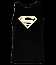 Мужская майка Superman