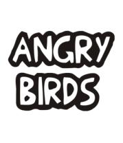 Футболка для беременных Angry Birds