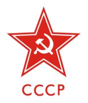 Толстовка Звезда СССP