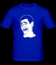 Мужская футболка  Яо Минь