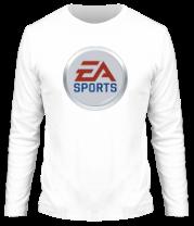 Мужская футболка с длинным рукавом EA Sports