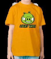 Детская футболка  Angry Birds
