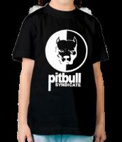 Детская футболка  Pitbull Syndicate