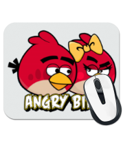 Коврик для мыши Angry Birds