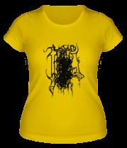 Женская футболка  Cradle Of Filth