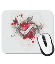 Коврик для мыши Любовь Unconditional