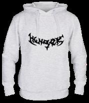 Толстовка Hunger Thrash Metal Logo