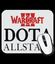 Коврик для мыши Warcraft dota