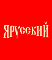 Футболка поло мужская Я русский