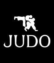 Футболка поло мужская Дзюдо