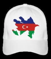 Бейсболка Azerbaijan map