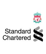 Мужская футболка с длинным рукавом Standard Chartered Liverpool Luiz Suarez 7