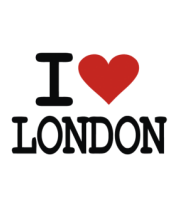 Шапка I Love London