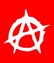 Мужская футболка с длинным рукавом Anarchy