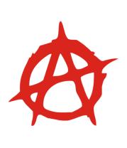 Толстовка без капюшона Anarchy