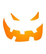 Кружка Halloween smile