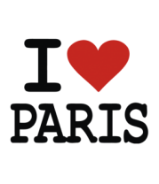 Бейсболка I love Paris