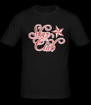 Мужская футболка  Star Club