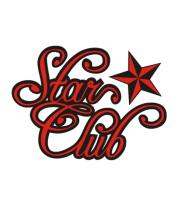 Женская футболка  Star Club