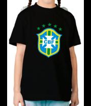Детская футболка  CBF
