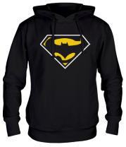 Толстовка Super Batman
